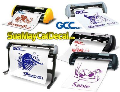 Sửa chữa máy cắt decal Đài Loan GCC: Bobcat, Puma, Sable, Expert