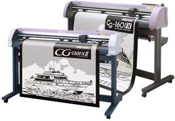 Sửa máy cắt decal Mimaki CG-75FX, 130FX, 75FXII, 130FXII