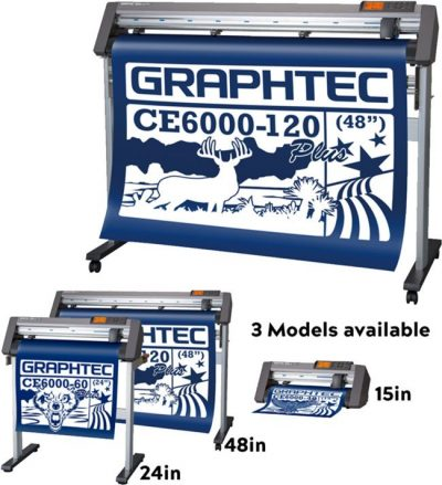 Sửa chữa máy cắt decal Graphtec CE6000 40, 60, 120 Plus
